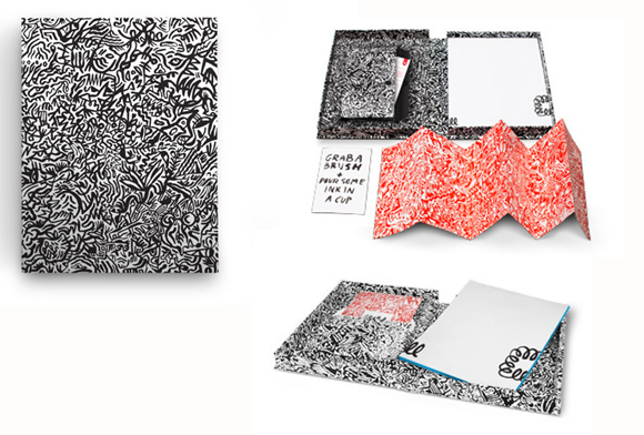 Sumi Art Box for Plumb | Image courtesy of Knock Knock.