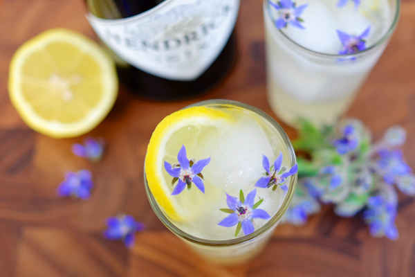 Borage Fizz