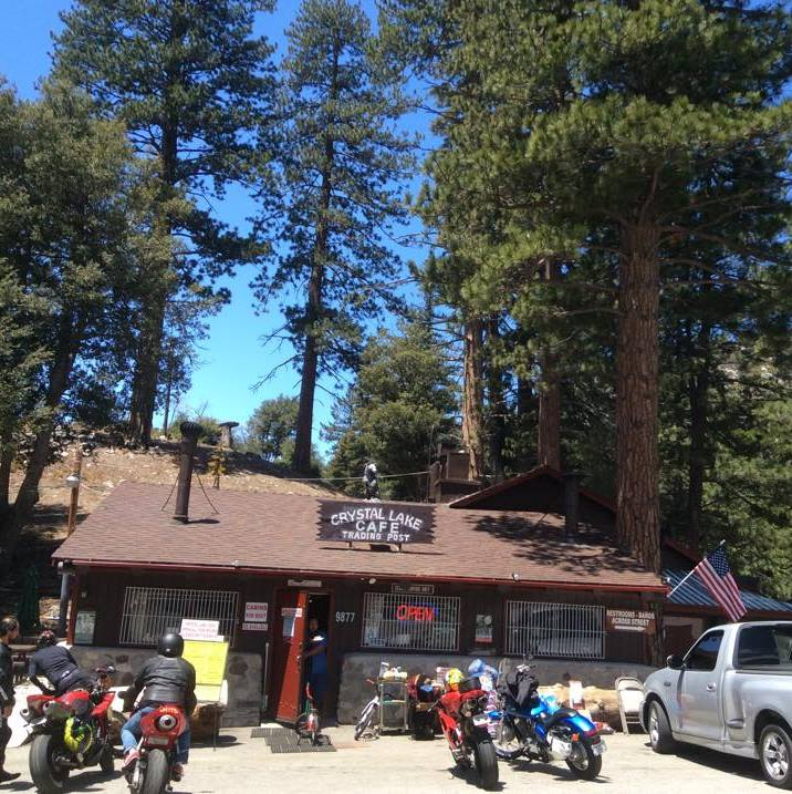 Crystal Lake Cafe