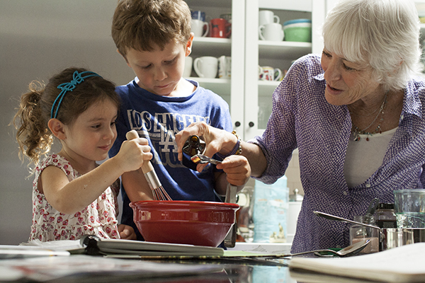 Cooking With Grandparents Janice Hill S Mandel Bread Kcet