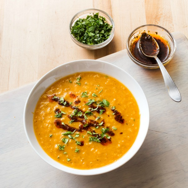 Weekend recipe red lentil soup with north african spices kcet photo courtesy of cooks illustrated forumfinder Images