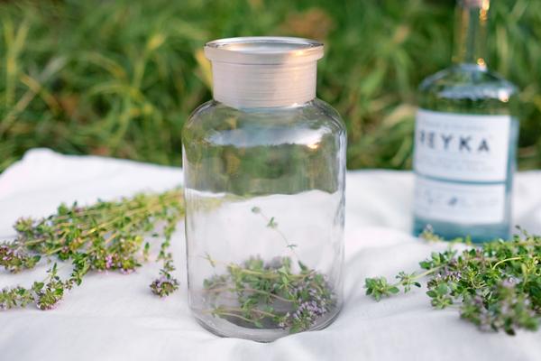 Flowering Thyme Liqueur