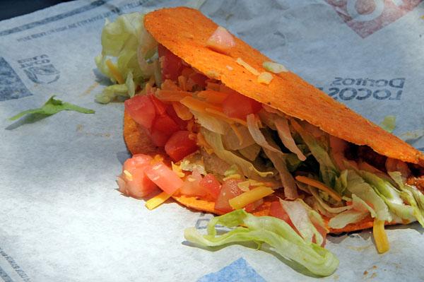 Doritos Locos Taco