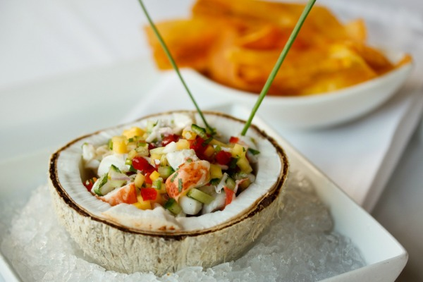 Recipe: Lobster Ceviche | KCET