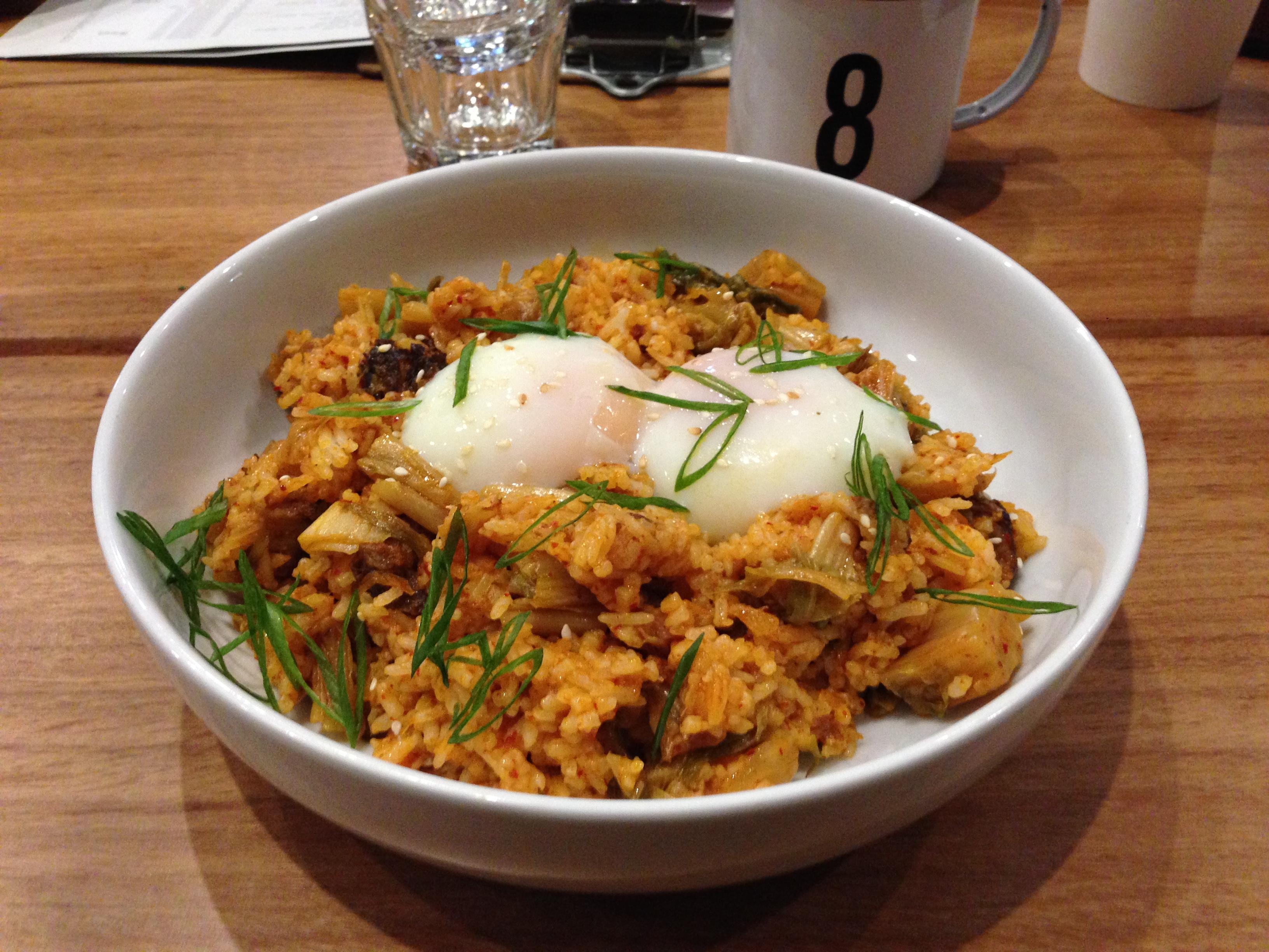 Recipe kimchi fried rice kcet kimchifriedrice forumfinder Images