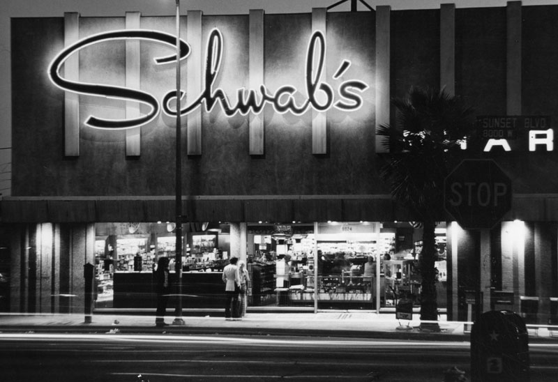 Image result for schwab's pharmacy