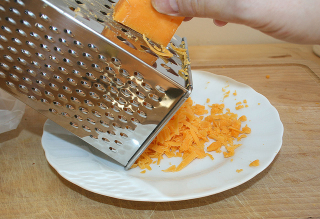 Image result for clumping cheese grater