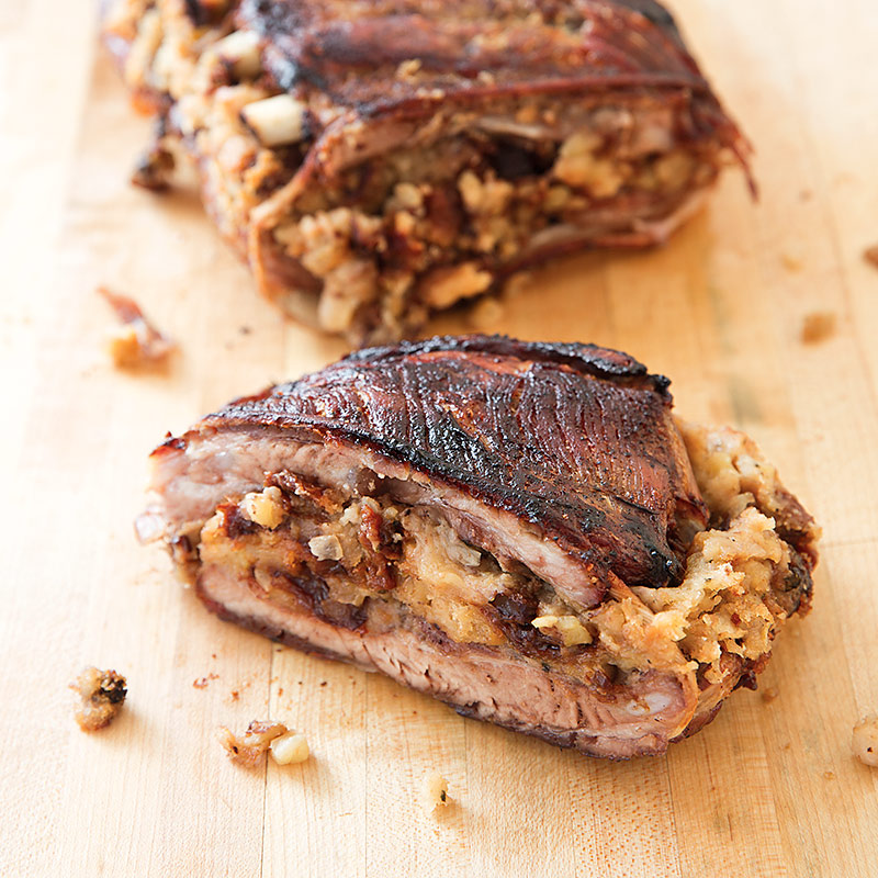 Oven Baby Back Ribs America S Test Kitchen