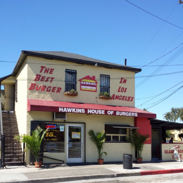 Photo: Hawkins House of Burgers