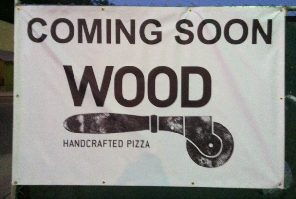 Wood Handcrafted Pizza