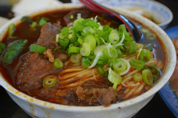 Beef noodle soup | Photo by Clarissa Wei