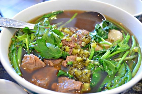 JTYH Beef Noodle Soup
