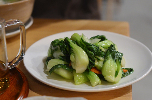 Bok choy | Photo by Clarissa Wei