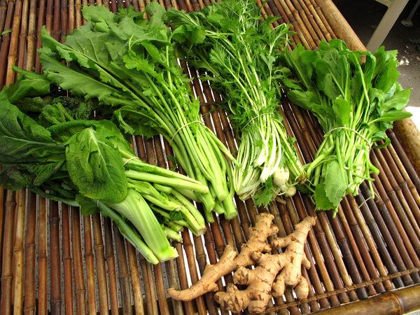 Vegetables from Greenshower