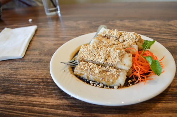 Brown Sugar Rice Cake | Photo by Clarissa Wei