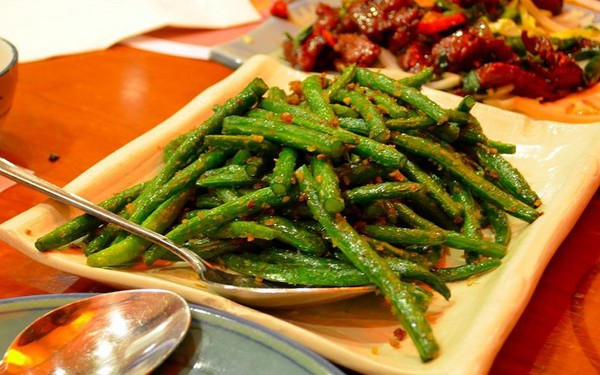 String beans from Tasty Garden | Photo by Clarissa Wei