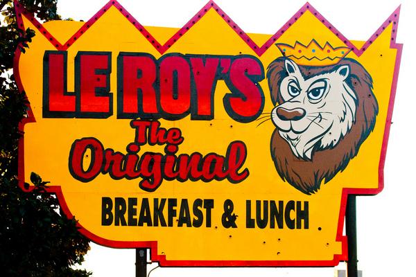 Le Roy's | Photo/Flickr/ThomasHawk