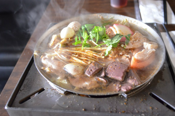 House Special Pot   Photo by Clarissa Wei