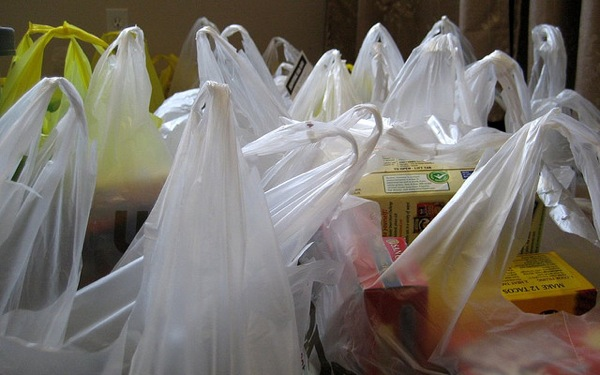 Plastic grocery bags could soon be a thing of the past throughout California.