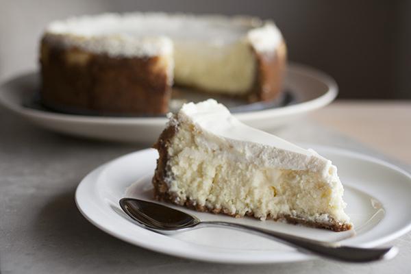 Nancy Collins' Cheesecake
