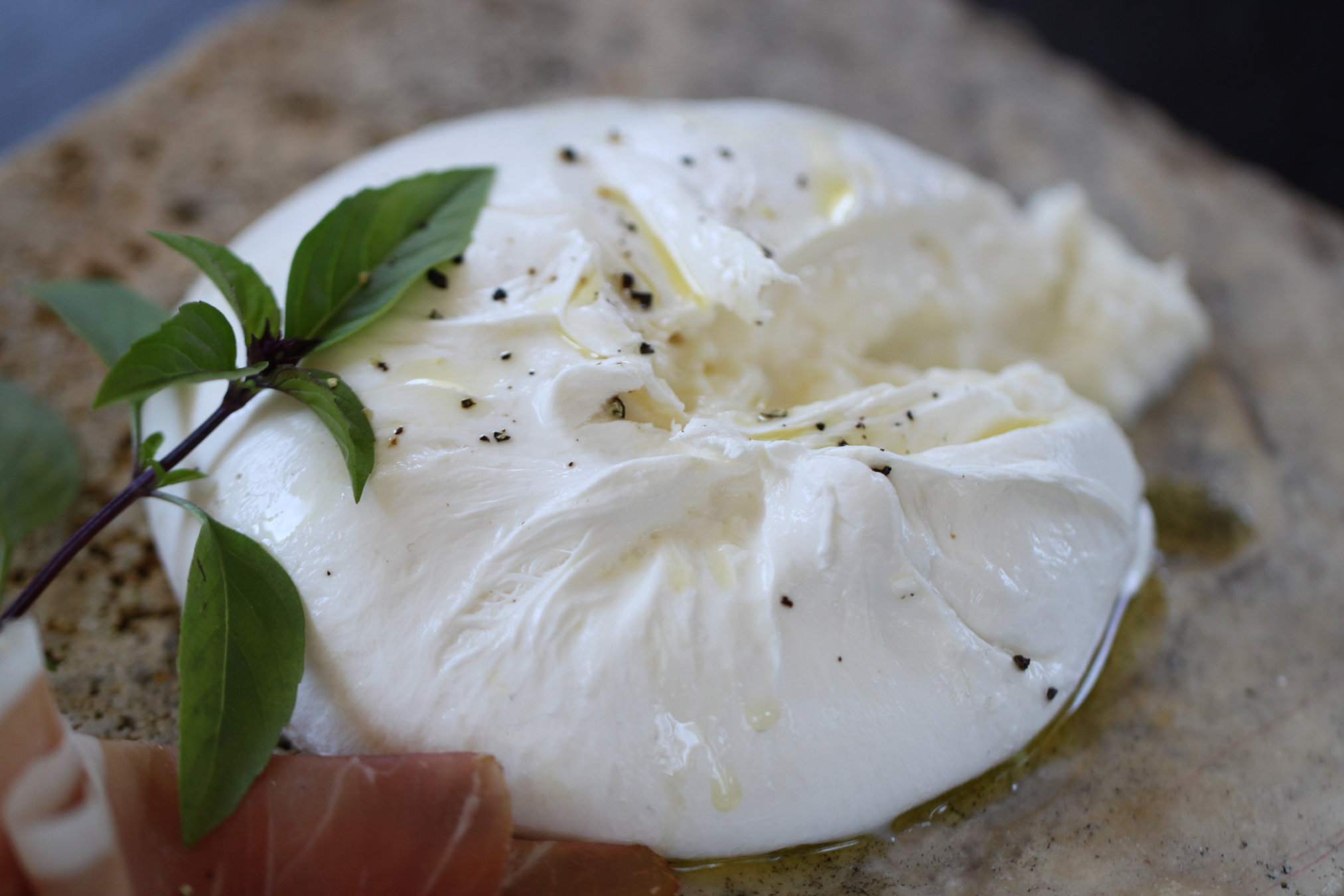 Where to get locally made burrata in california kcet - Comment manger la burrata ...