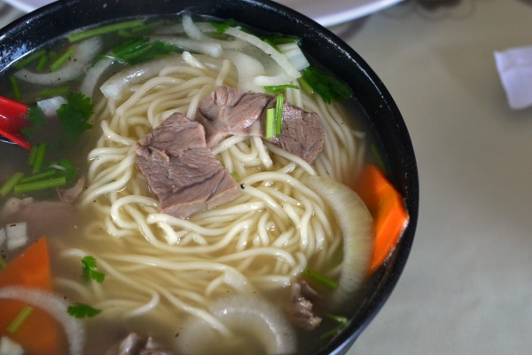 Xinjiang Cuisine In Los Angeles Halal Food And Hand Pulled Noodles