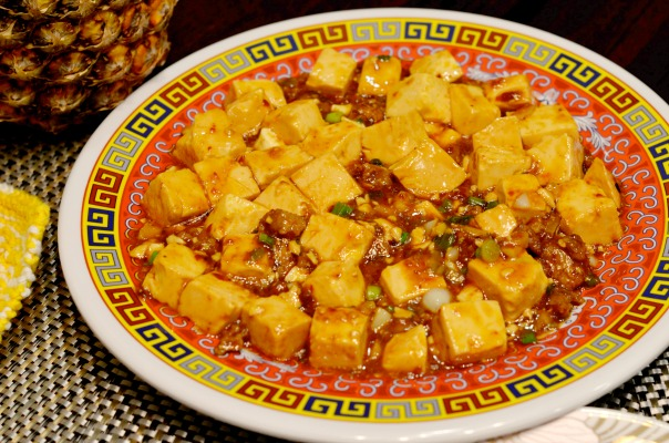 Mapo tofu by Theresa Lin | Photo by Clarissa Wei