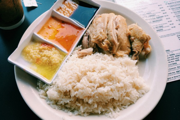 Savoy Hainan Chicken | Photo by Clarissa Wei