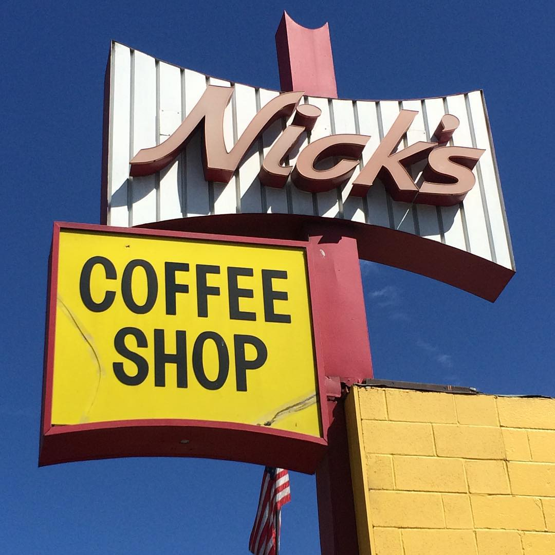 Nick's Coffee Shop | Courtesy of Nikki Kreuzer, @lunabeat