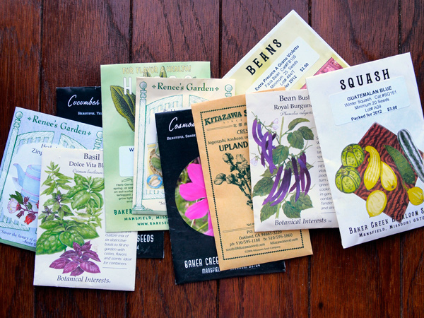 california seed companies to get your garden started kcet