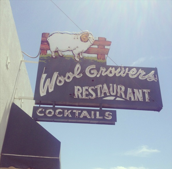 WoolGrowers. Traditional Basque family-style dining ... 45404a751
