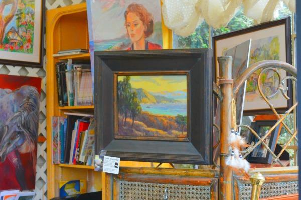 Art in Carmel | Photo by Clarissa Wei