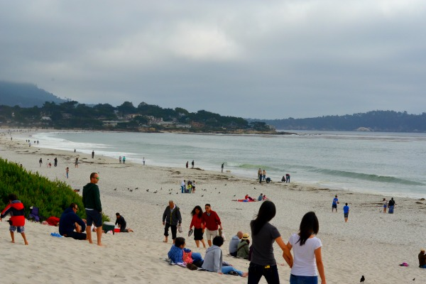 Carmel Beach | Photo by Clarissa Wei