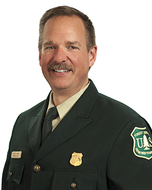 Robert Baird. | Photo: Courtesy USFS