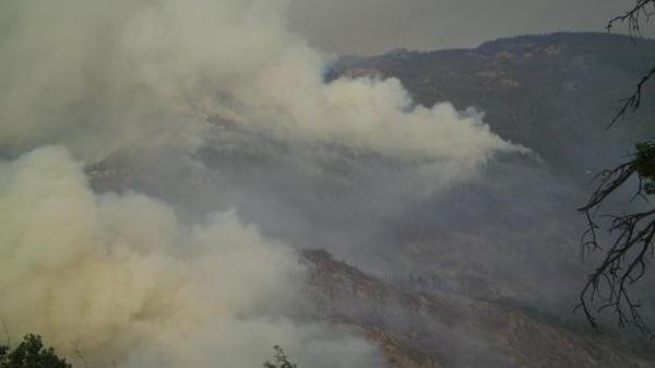 Photo: The Aspen Fire. | Photo: Courtesy Jose Sanchez/InciWeb