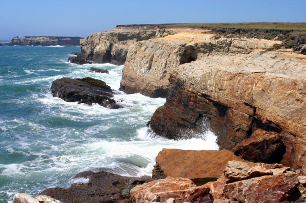 A coastal section of Point Arena-Stornetta Public Lands in Mendocino County, CA. | Photo: Courtesy Bureau of Land Management