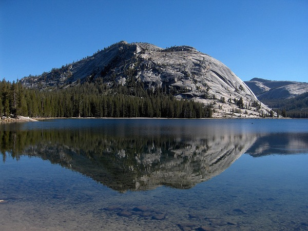 Bicycle access this weekend will be a few miles short of Tenaya Lake unless conditions improve.