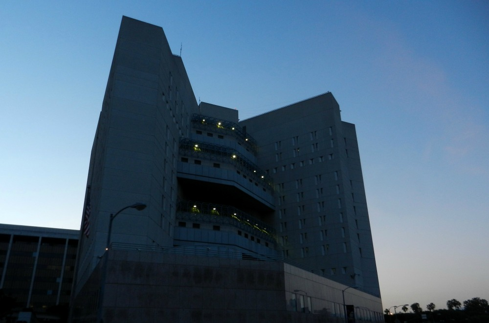 The L.A. City Attorney expects its workload to rise 17 percent as a result of Proposition 47, which downgrades many theft and drug possession crimes from felonies to misdemeanors. Above, Men's Central Jail.