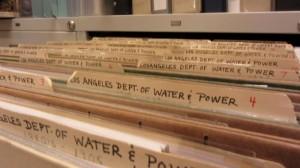 Public records files. | Photo: Zach Behrens/KCET
