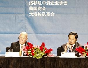 Gov. Jerry Brown at a China/Los Angeles function in 2012. | Photo: David Starkopf / Office of Mayor Antonio R. Villaraigosa