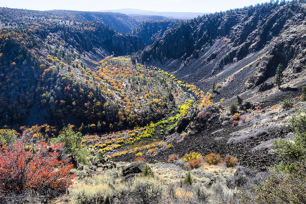 The Pit River Canyon wilderness study area in northeastern California includes 13 miles of the free-flowing river.
