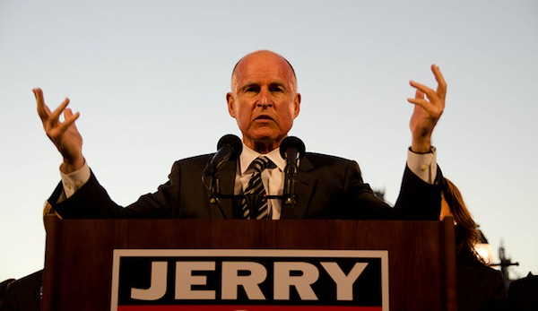 Jerry Brown suspended CEQA in his drought declaration today.