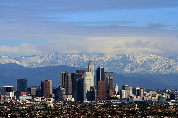los-angeles-rain-weather-march-2013