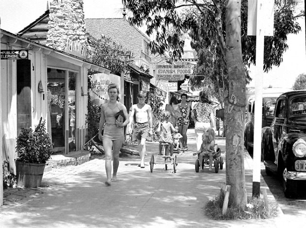 the little island that could balboa island now and then kcet
