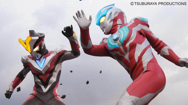 Godzilla and Ultraman
