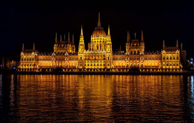 The Parliament building