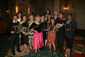 Editors, reporters and producers - both broadcast and online - from KCET and SoCal Connected took home more than 7 L.A. Press Club Awards and the prestigious Public Service Award.