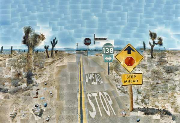 Copyright: © 1986 David Hockney, courtesy the J. Paul Getty Museum