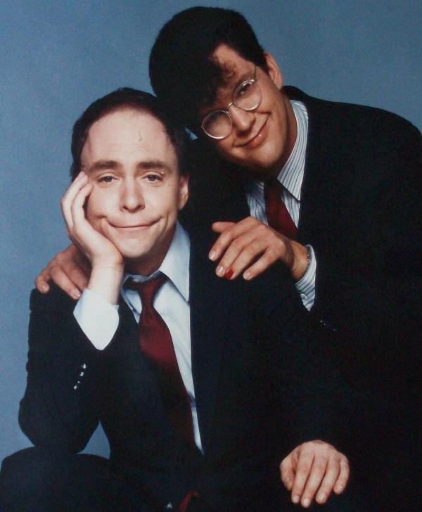Penn & Teller, circa 1985