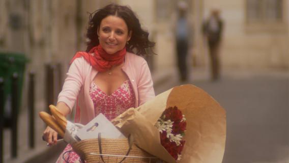 Julia Louis-Dreyfus in 'Picture Paris'